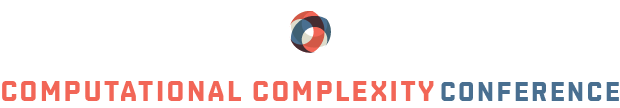 Computational Complexity Conference